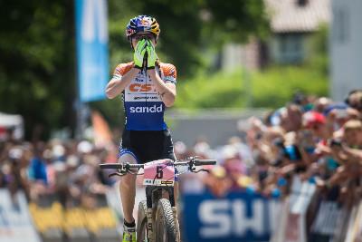 Yana Belomoina nevěří svému vítězství