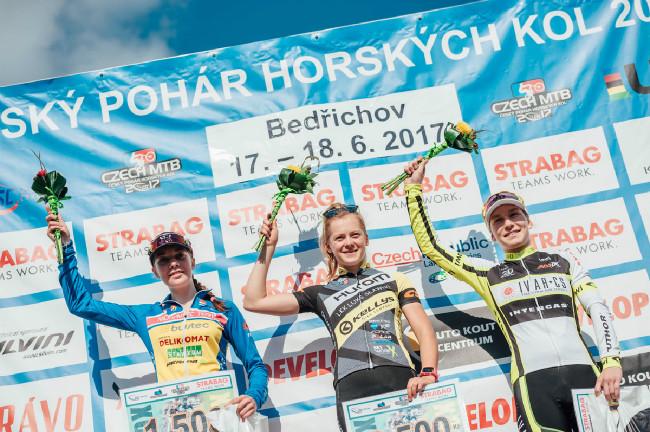 Český pohár XCO 2017 #5 - Bedřichov