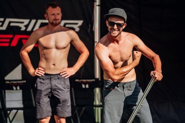 Mistrovství ČR XCO 2017, Brno - štafety