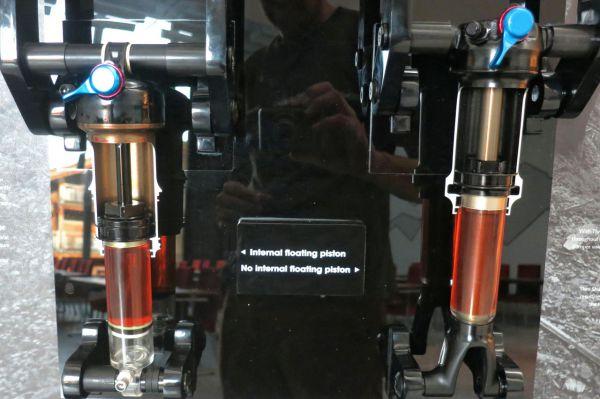 Trek Re:aktiv Thru shaft