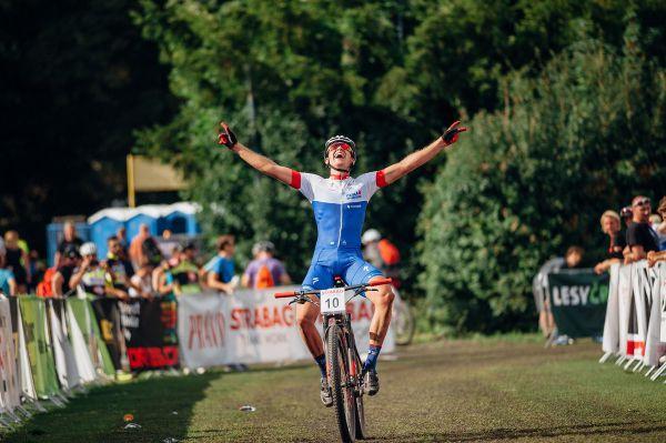 A hodně velkou měl i Jahoda - Jan Rajchart, vítěz U23