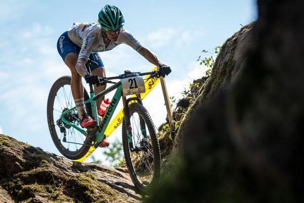 Domácí hvězda U23 Chiara Teocchi dojela sedmá