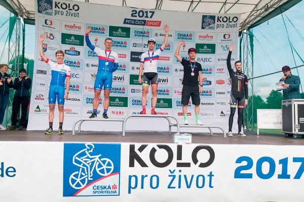 Kolo pro život 2017 - Karlovy Vary