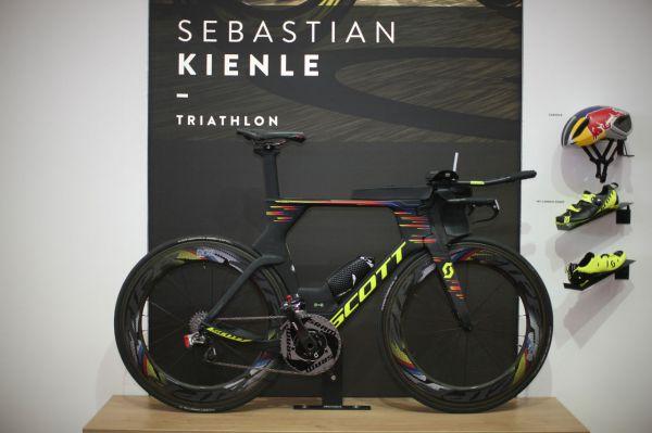 Eurobike 2017 - racing bikes