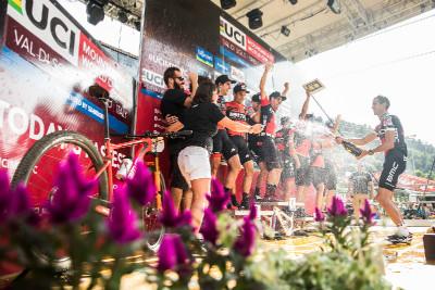 BMC Racing nejlepším týmem