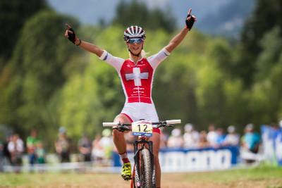 Jolanda Neff znovu po čase vítězí