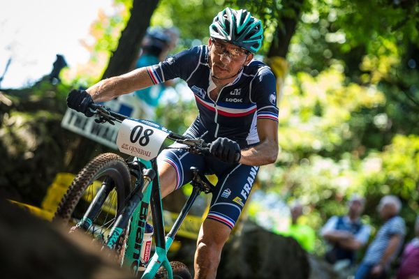 Stephane Tempier sahal po medaili, ale v posledním kole mu totálně seklo