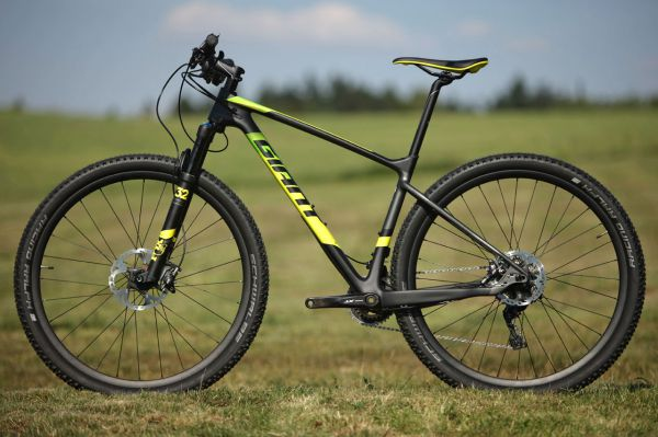 Giant XTC Advanced 29 ER 1.5 LTD