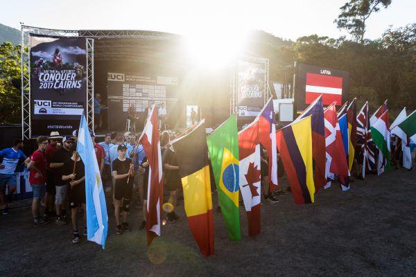 Mistrovství světa MTB 2017: štafety