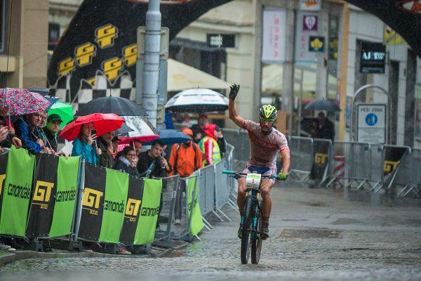 Loňský vítěz Marek Rauchfuss dojíždí druhý
