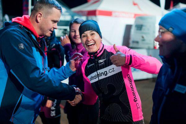 Večerní INSTA Sprint 2017 - bronzová Tereza Beranová