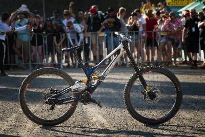 vítězný bike