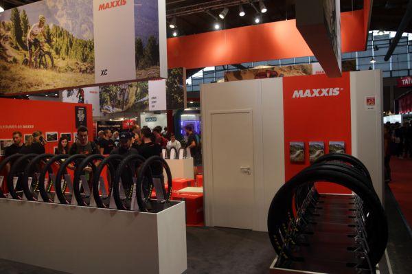 Maxxis 2018 - Eurobike