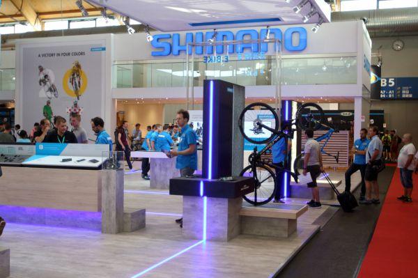 Shimano 2018 - Eurobike