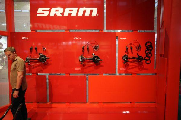 Sram 2018 - Eurobike