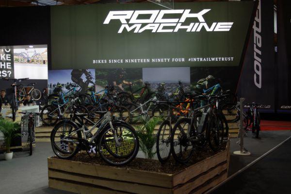 Rock Machine 2018 - Eurobike