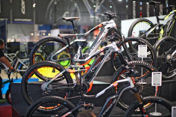 Haibike 2018 - Eurobike
