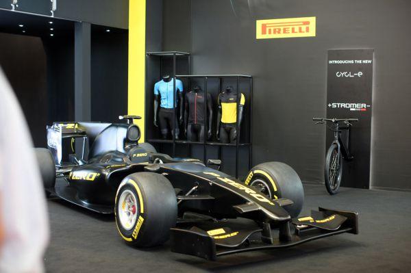 Pirelli 2018 - Eurobike