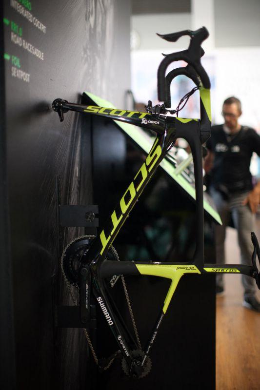 Scott 2018 - Eurobike