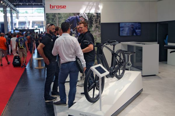 Brose 2018 - Eurobike