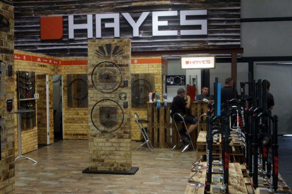 Hayes & Manitou 2018 - Eurobike