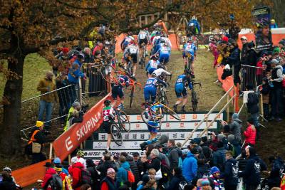 Mistrovství Evropy v cyklokrosu, Tábor 2017