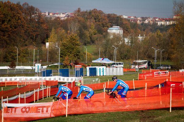 Mistrovství Evropy CX 2017, Tábor - páteční trénink