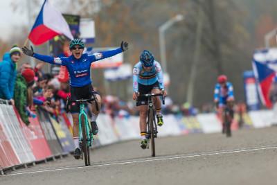 Chiara Teocchi vítězí
