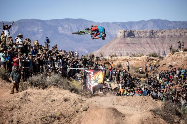 Red Bull Rampage 2017