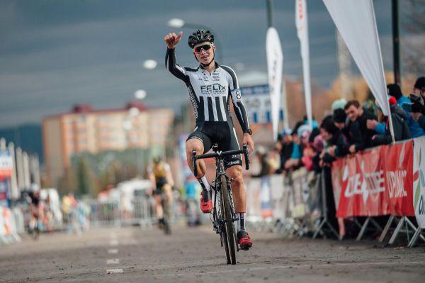 Vladimír Mikšaník v Uničově vyhrál svůj druhý závod Toi Toi Cupu