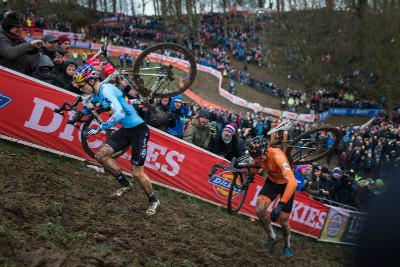 Souboj rivalů: Wout van Aert vs. Mathieu van der Poel