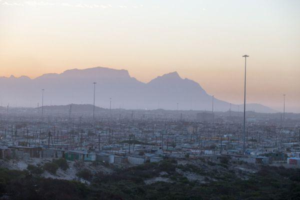 Slum u Kapského Města