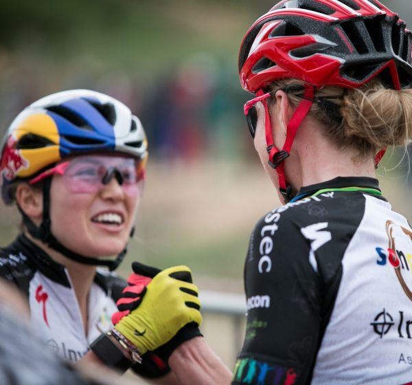 Dvě parťačky pro Cape Epic - Annika Langvad a Kate Courtney
