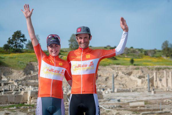 Letošní vítězové dvou kol Sunshine Cupu 2018 - Gunn Rita Dahle a Karl Markt