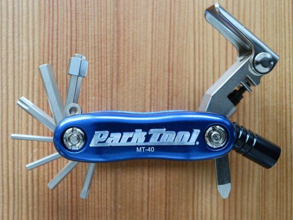 Přehled multiklíčů Park Tool