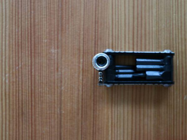 Přehled multiklíčů SuperB