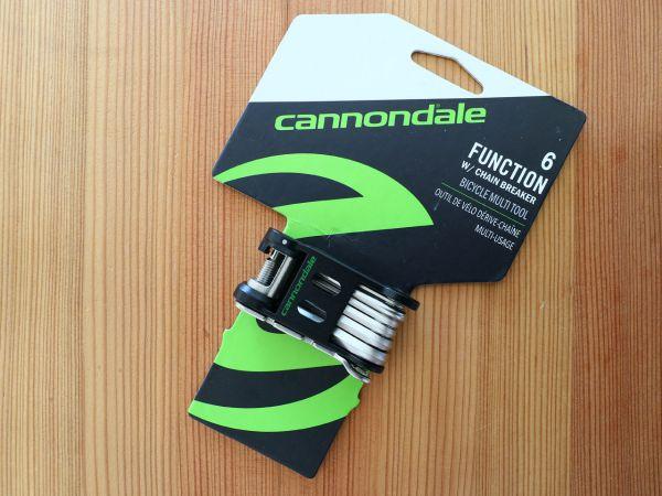 Přehled multiklíčů Cannondale