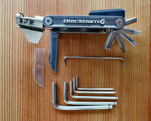 Přehled multiklíčů Blackburn