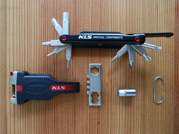 Přehled multiklíčů KLS