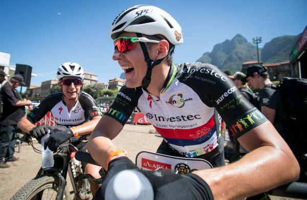 Cape Epic 2018 - prolog