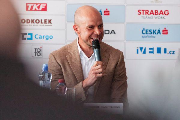 David Trávníček, šéf pořádající společnosti seriálu KPŽ
