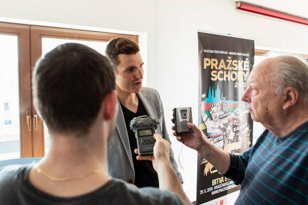 Kolo pro život 2018 - tisková konference