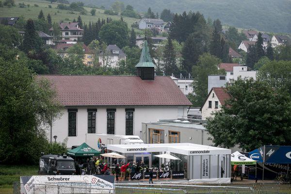 SP XCO #2 - Albstadt 2018 - trénink
