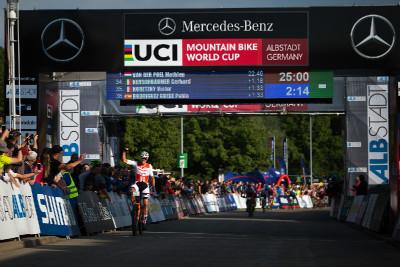 Mathieu van der Poel prvním XCC vítězem