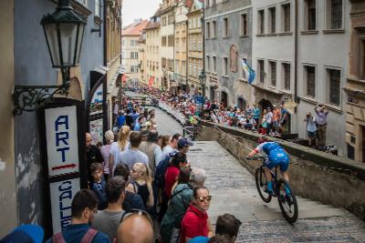 Pražské schody 2018