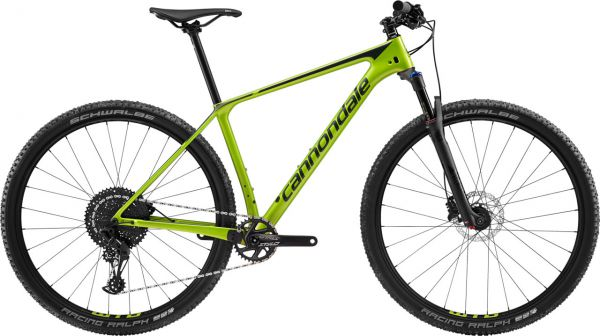 Cannondale F-Si 2019 modely
