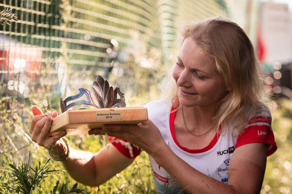 Author Král Šumavy 2018 - mistrovství ČR v MTB maratonu