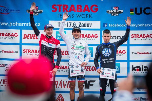 Český pohár XCO #4 - Zadov 2018