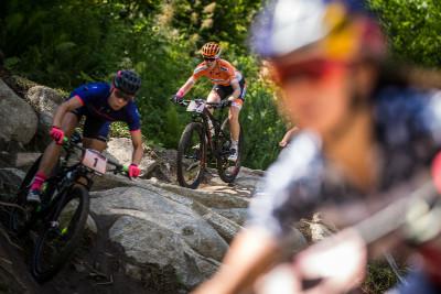 Nová tvář mezi bikerkami - olympijská vítězka silničního závodu z Ria Anna van der Breggen