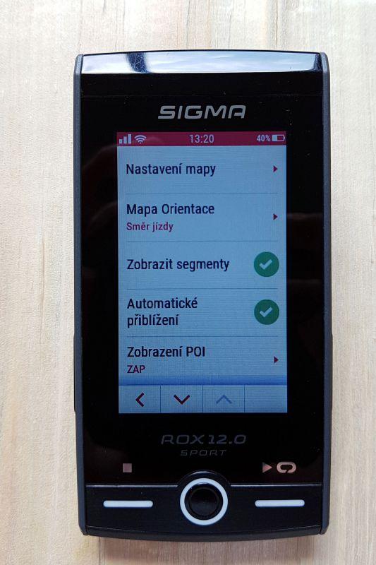 Sigma ROX 12.0
